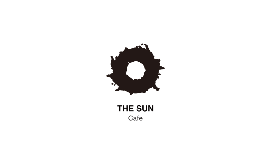 THE SUNcafe_rogo_中央_